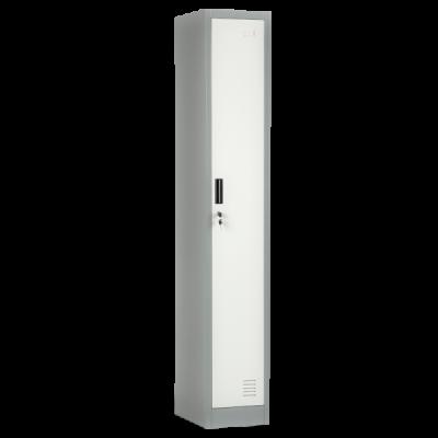 метален гардероб с една врата