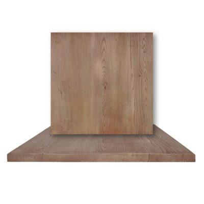 дървен плот натурал