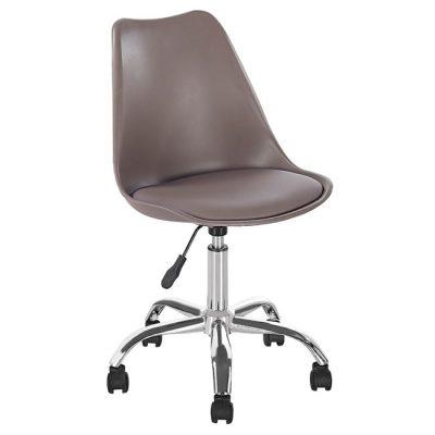 бежов-офис-стол