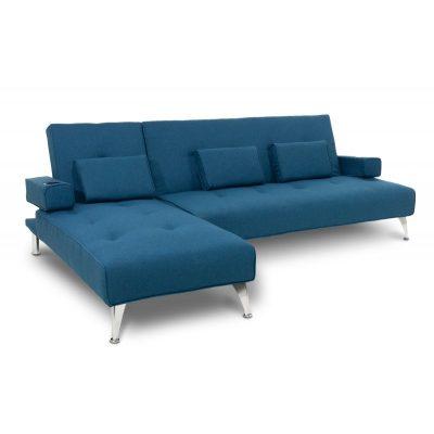 ъглов-син-диван
